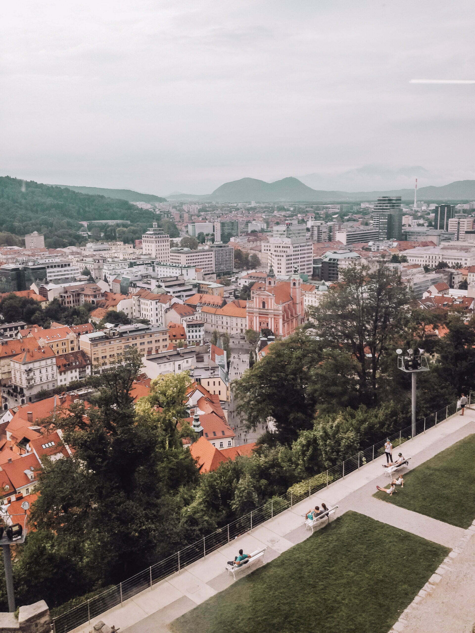 Città Europa bambini
