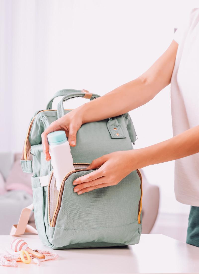 Checklist zainetto vacanze