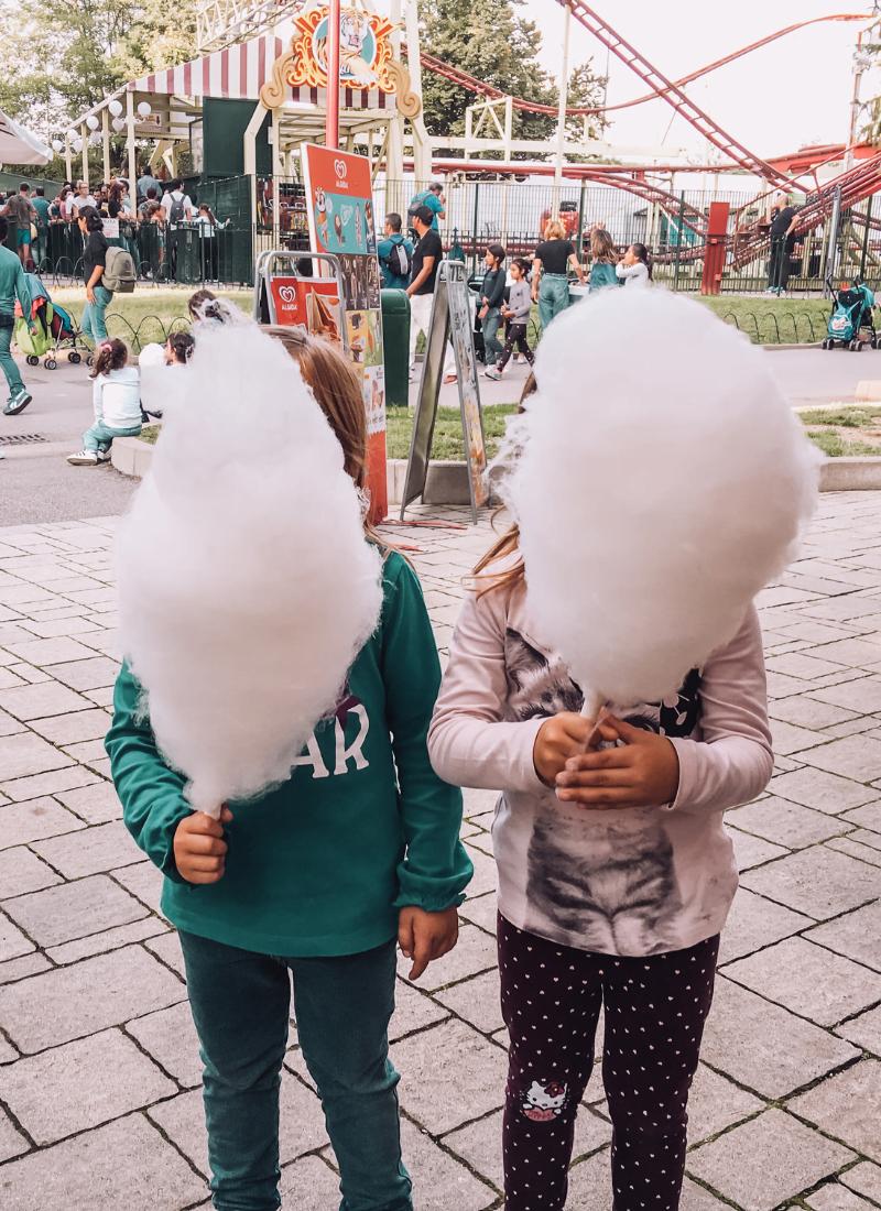 Parchi divertimenti per bambini