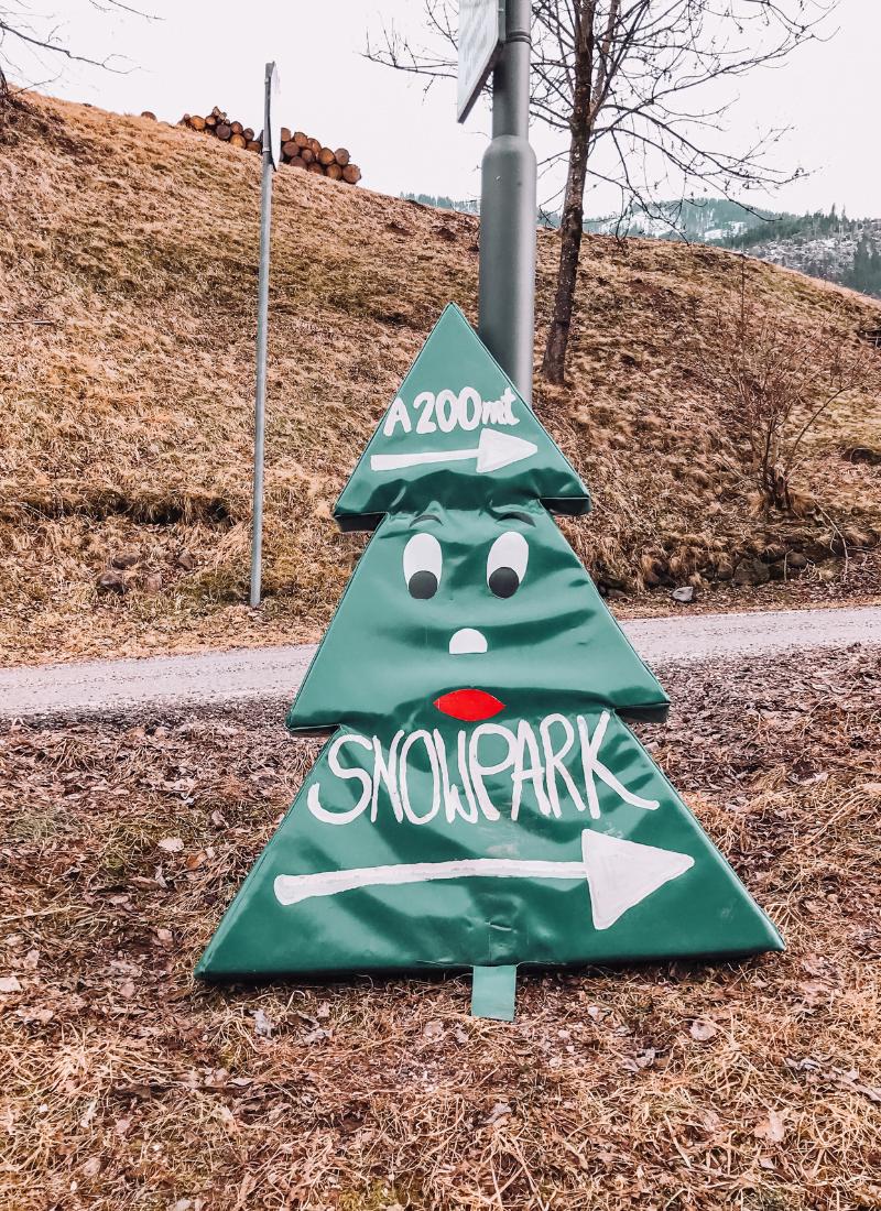 Snow Park Ziano di Fiemme