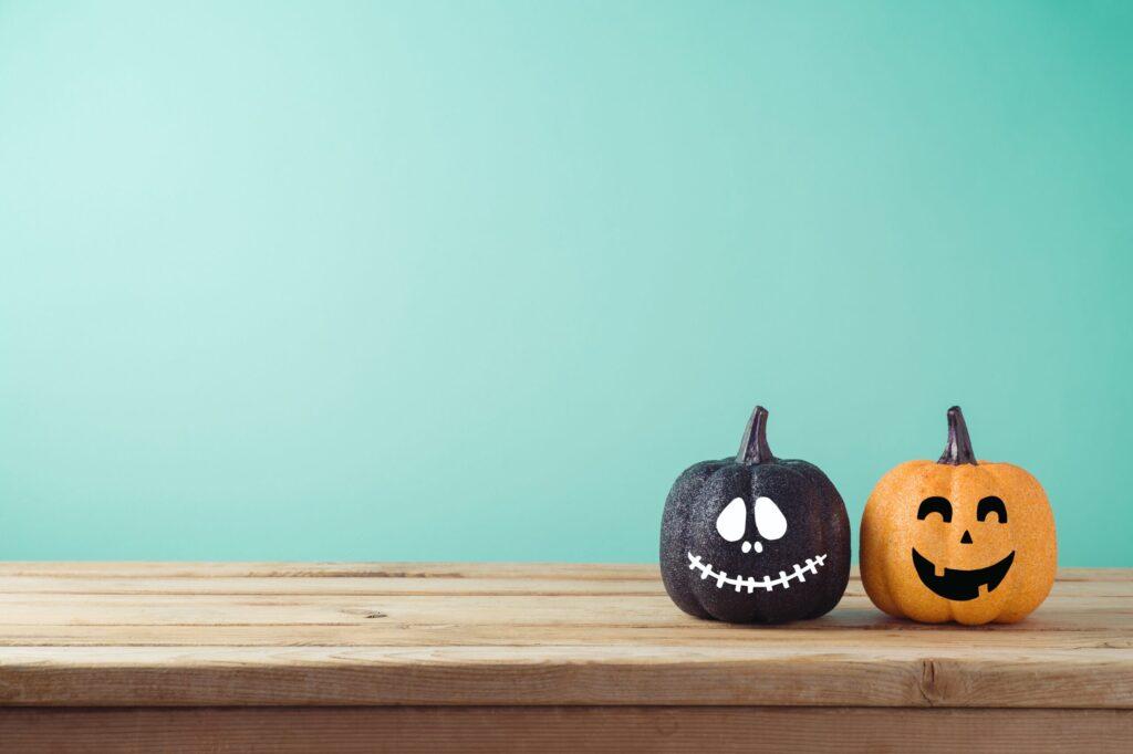 Halloween 2020 a casa con i bambini