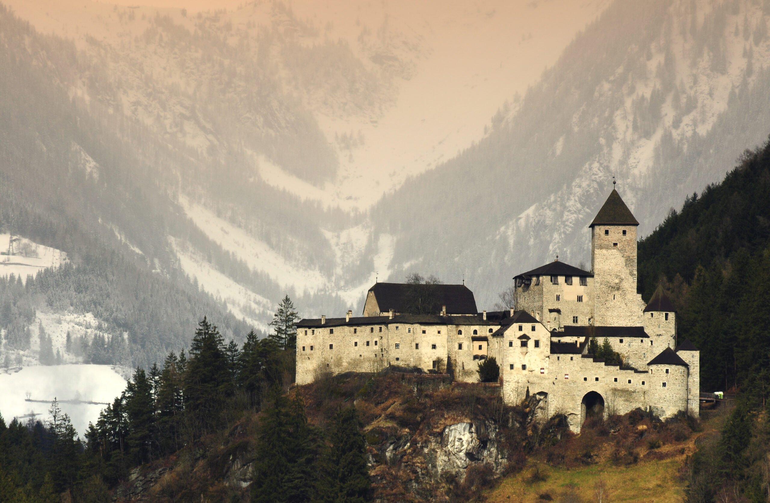 Castello di Tures con i bambini