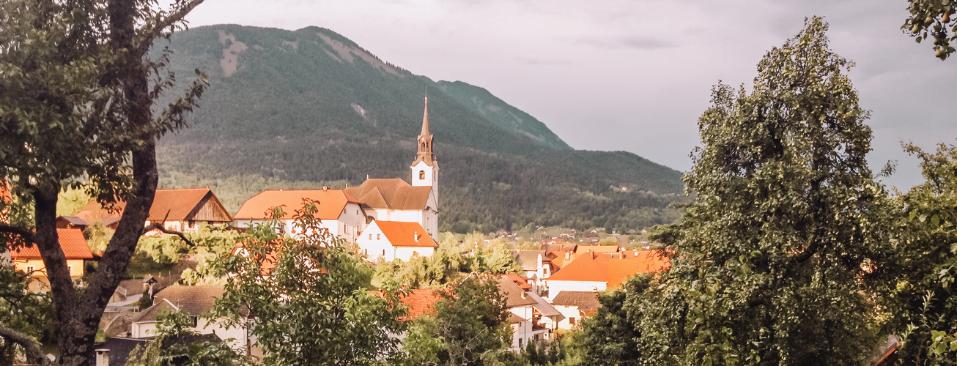 Glamping Slovenia con bambini