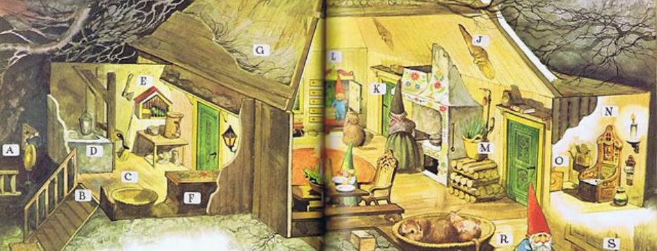 Libro Gnomi bambini