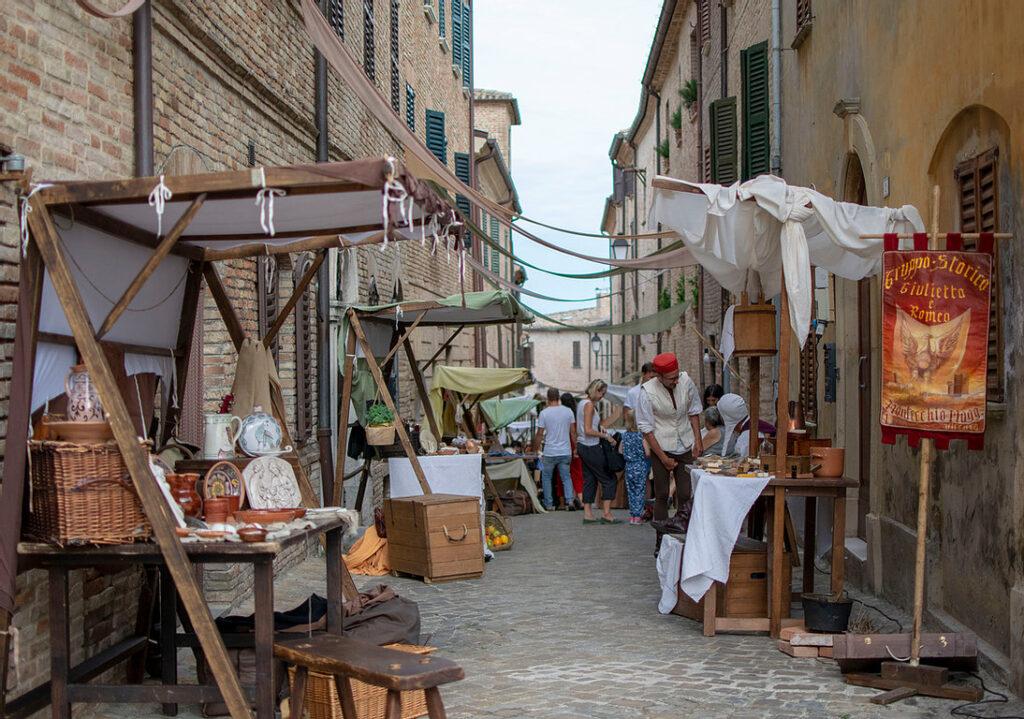 Castelli Montecchio Romeo e Giulietta