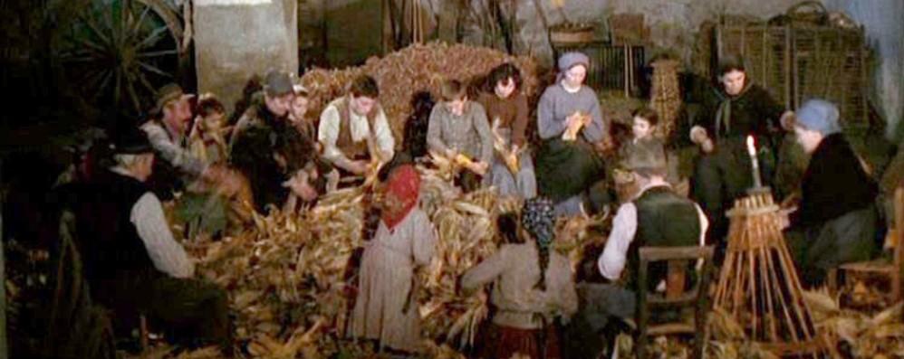 Filò contadino folklore italiano