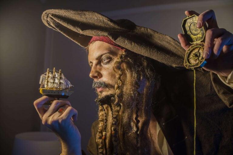 Pirati viaggio Italia