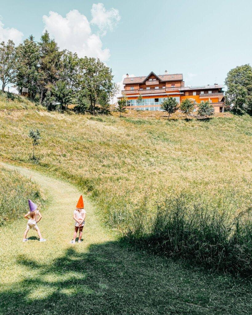 Villaggio Gnomi Asiago Hotel da Barba