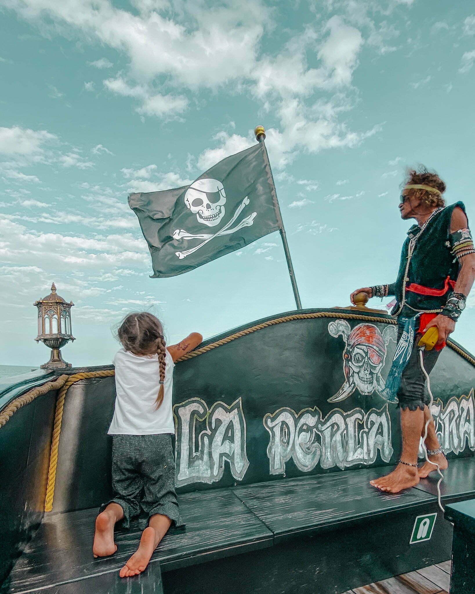 galeone pirati Caorle