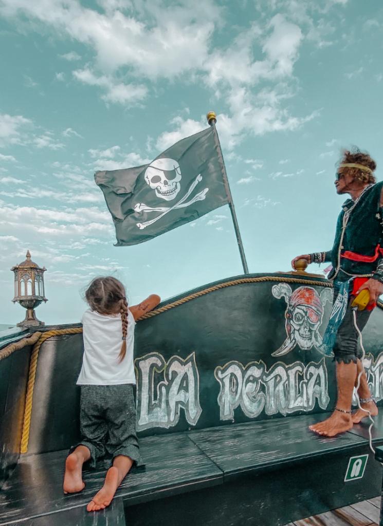 pirati Caorle perla nera