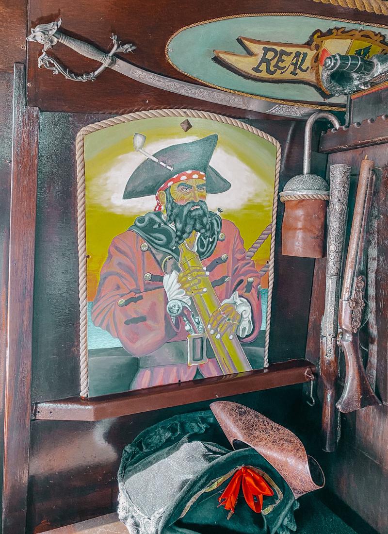 """Pirati a Caorle: sul galeone """"La Perla Nera"""""""