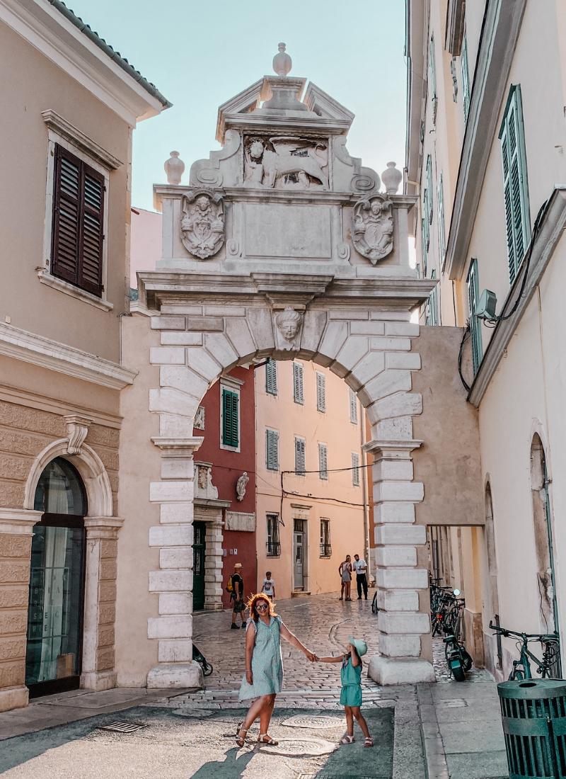 Croazia con i bambini: a Rovigno in cerca di Pirati