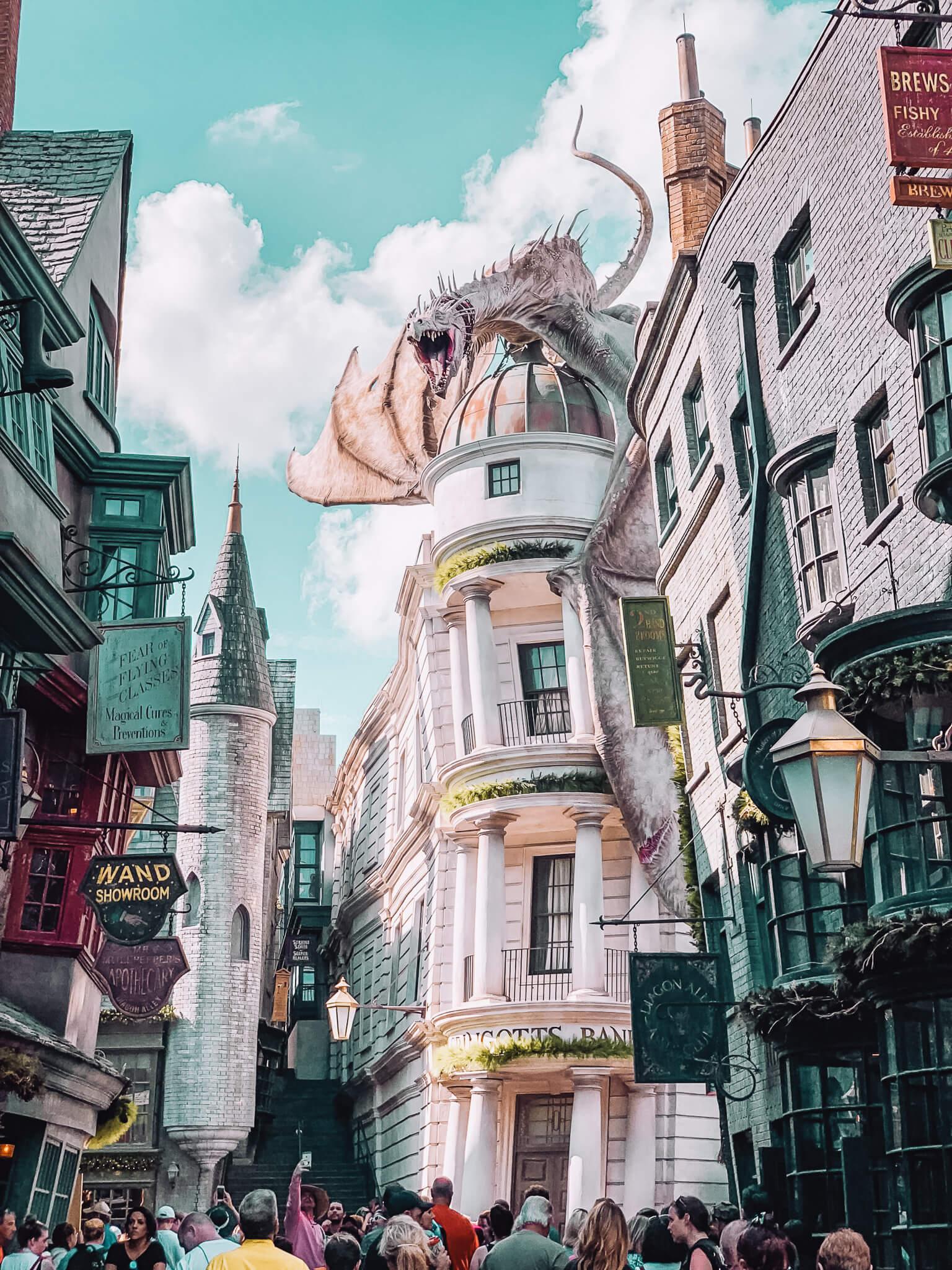 parco divertimenti Harry Potter